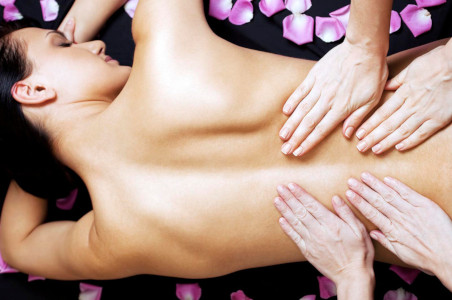 4 Hands Massage-The Best OutCall Massage Services in Las Vegas